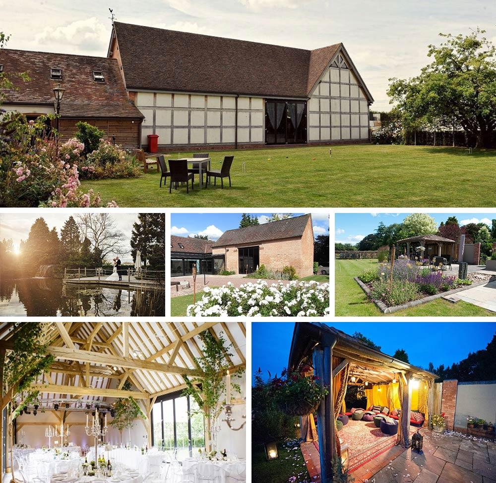 Wedding Reception West Midlands: Premier Barn Wedding Venue, Worcestershire