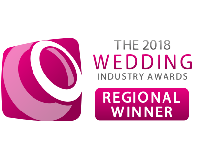 Wedding Industry Awards 2017 - Regional Winner