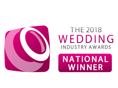Wedding Industry Awards 2017 - National Winner