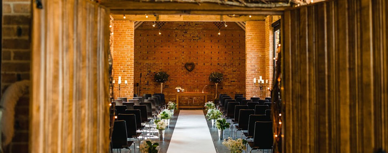 Redhouse Barn: Your Wedding Your Way